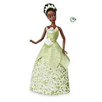 Классическая кукла Тиана с колечком для ребенка (DISNEY 2018 Tiana Classic Doll with Ring)