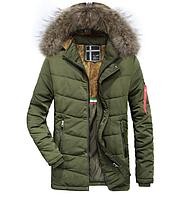 Зимові пальто, куртки, пуховики, парки