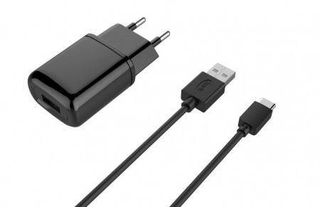 Зарядное устройство Havit HV-ST809 micro usb black