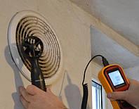 Проверка функциональности вентиляционной шахты