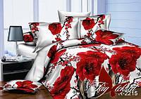 Семейный комплект постельного белья R2215