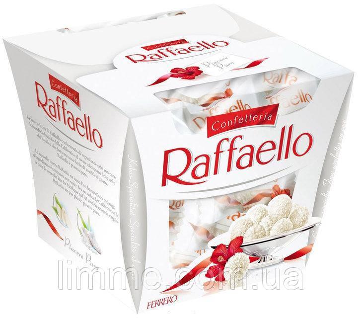 Конфеты в коробке Raffaello - 150 г.