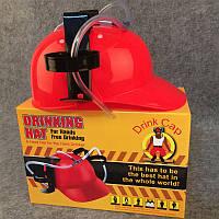 Шлем для пива в коробке оригинал, красный