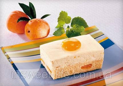 Фондант абрикосовый BRAUN Alaszka  1кг/упаковка