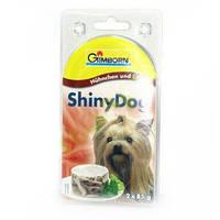 Консерва для собак Gimpet ShinyDog Курица с говядиной в желе