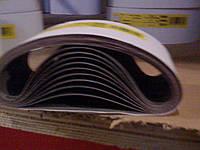 LS 307 X Klingspor 75x457 p40 лента шлифовальная 268646