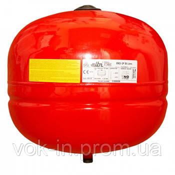 Расширительный бак круглый Elbi ERCE 35 литров
