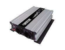 Автомобильный преобразователь напряжения Mistery MAC-800 инвертор 12v в 220v 1600 Вт