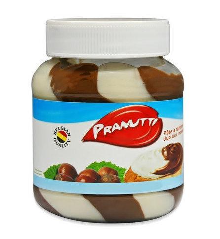 Шоколадно-горіхова паста Pranutti 750 г