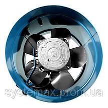 ВЕНТС ВКОМ 250 (VENTS VKOM 250) - осевой канальный вентилятор , фото 3