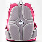 Рюкзак полукаркасный школьный Kite Education Smart для девочек Розовый (K19-702M-1), фото 4