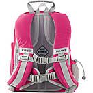 Рюкзак полукаркасный школьный Kite Education Smart для девочек Розовый (K19-702M-1), фото 3