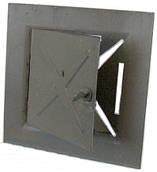 Дверка дымоходная 150x150 мм Master Tools 92-0368