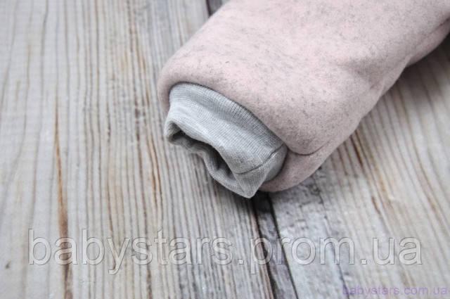 комбинезоны для новорожденных с резинками на рукавах