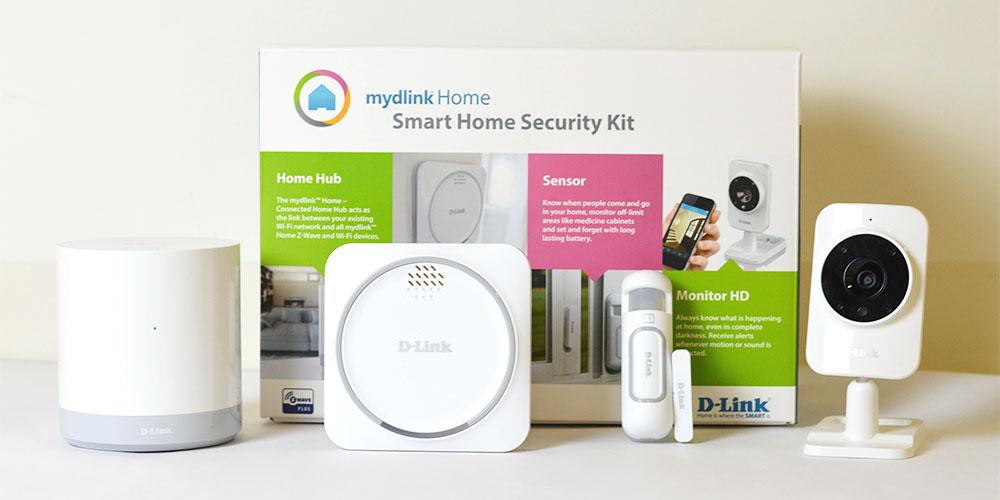 "Smart Home Security Kit DCH‑107KT ""Over-Stock"" Б/У"