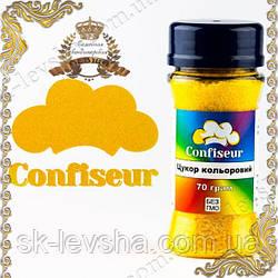 Сахар цветной Желтый (70 г.)