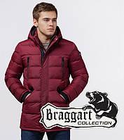 Braggart 'Aggressive' 13542 | Куртка мужская зимняя бордовая, фото 1