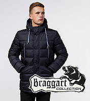 Braggart 'Aggressive' 11726 | Куртка зимняя т-синяя, фото 1
