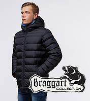 Braggart 'Aggressive' 25490 | Куртка зимняя мужская сине-черный, фото 1