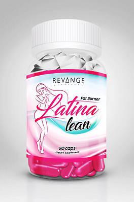 Жиросжигатель Latina lean 60caps. REVANGE Nutrition