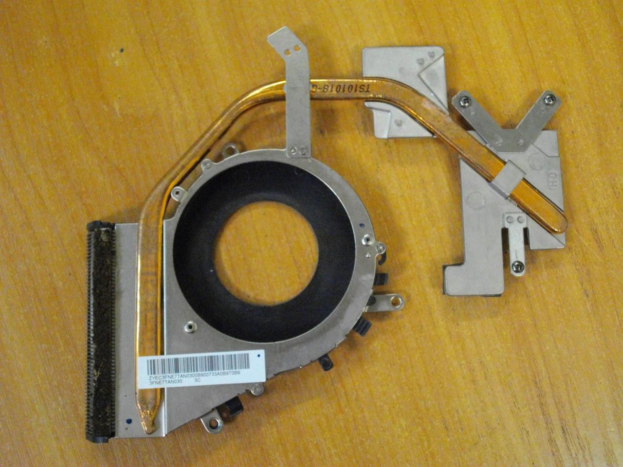 Радиатор 3FNE7TAN030 Система Охлаждение Sony PCG-61611L бу