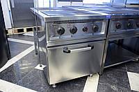 Плита электрическая 2-х конф. с духовкой ПЕ700-2-Ш, фото 1