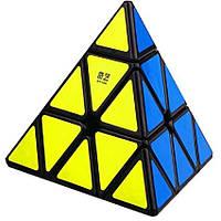 Логічна гра піраміда QiYi MoFangGe Pyraminx QiMing A Чии Мофанг Пираминкс ЧиМинг А, фото 1