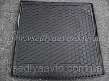 Коврик в багажник MERCEDES W164 (AVTO-GUMM) пластик+резина