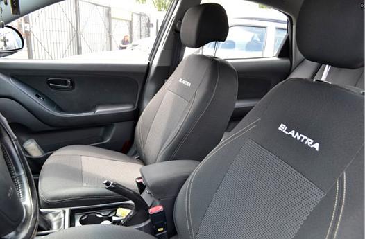 Чехлы на сиденья Фольксваген Гольф 3 (Volkswagen Golf 3) (универсальные, автоткань, с отдельным подголовником)