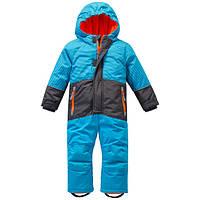 Детский зимний термокомбинезон  для мальчика 9-12, 12-18, 18-24 месяца