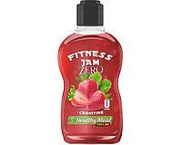 Fitness Jam Zero 200 g клубника