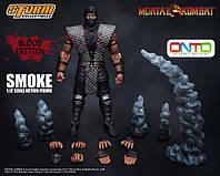 Storm Collectibles Mortal Kombat - Smoke (Bloody Edition), Мортал Комбат Смоук