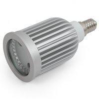 Корпус светодиодной лампы TN-A44 7W (E14)