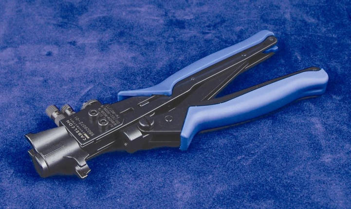 Компрессионный инструмент Cabelcon ALL SIZE TOOL CX3 , фото 2