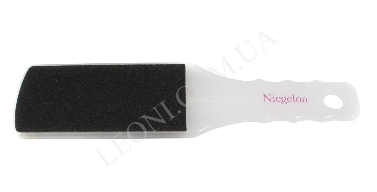 Прямоугольная терка для пяток Niegelon 06-0588