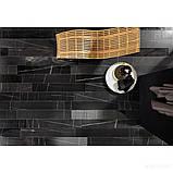 Керамогранит Impronta Marble Experience MB04EAM SAHARA NOIR LIST.MIX SQ. арт.(387423), фото 2