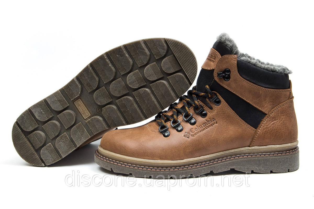 Зимние ботинки на меху ► Columbia Chinook Boot WP,  оливковые (Код: 30572) ►(нет на складе) П Р О Д А Н О!
