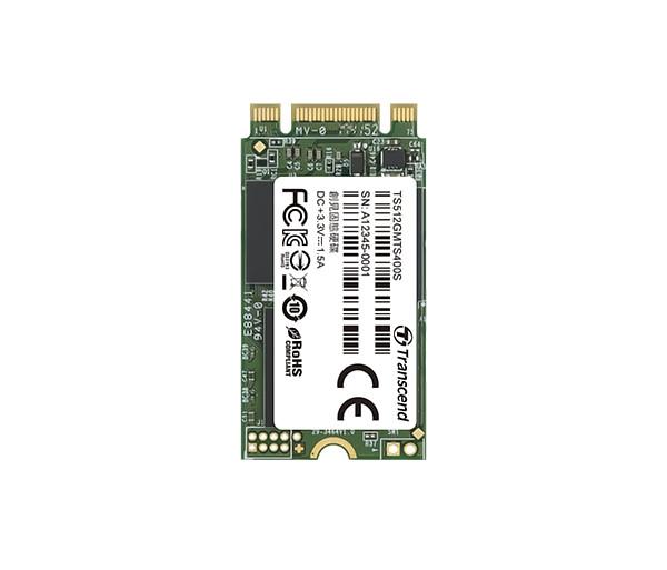 Жесткий диск (SSD) M.2 256GB Transcend MTS400 (TS256GMTS400S)