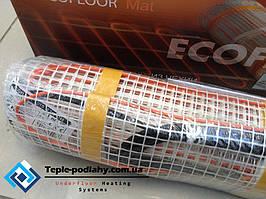 Маты нагревательные LDTS 12410-165 (обогрев балкона) 2.6 м.кв