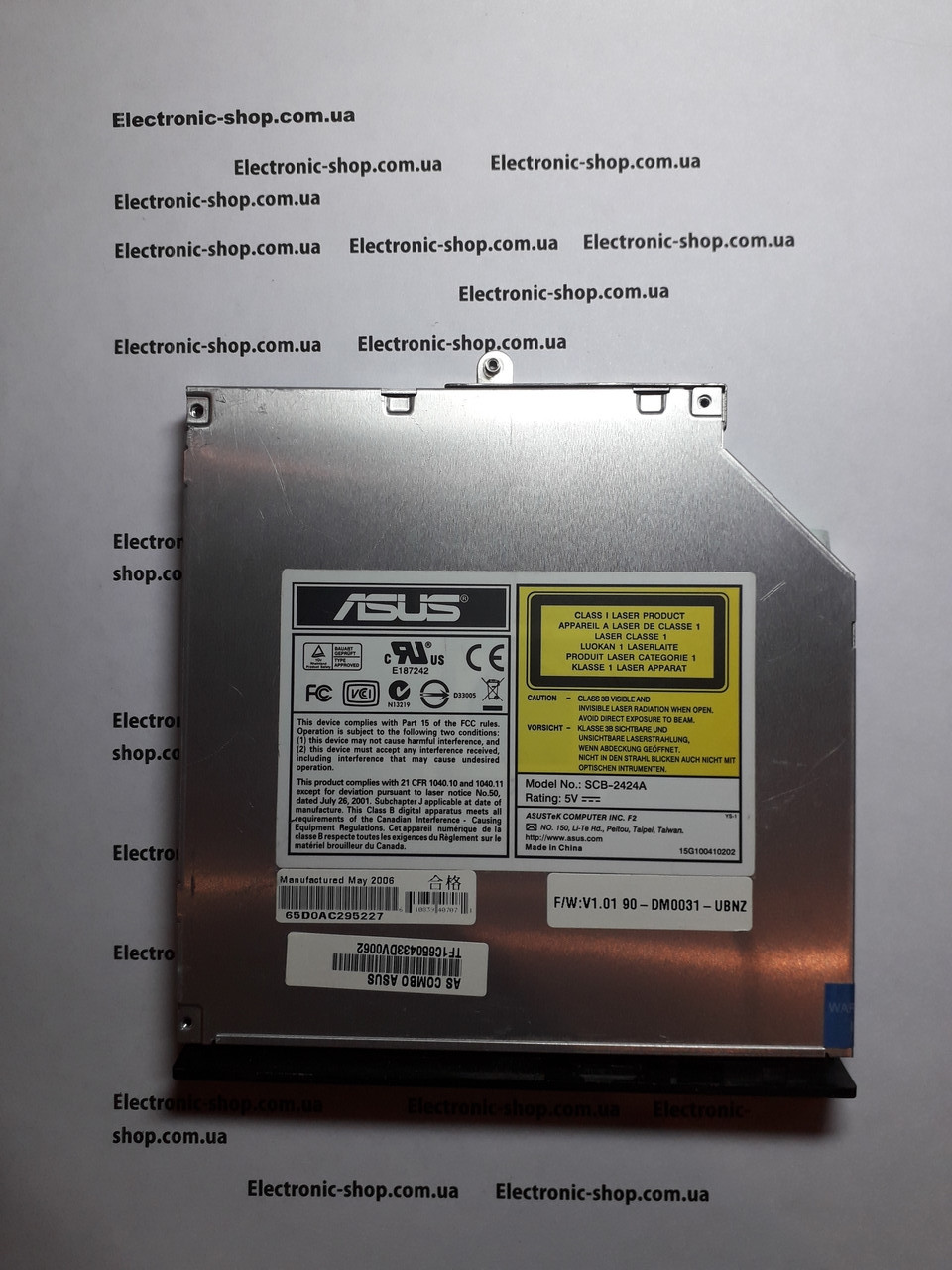 DVD привод Sata SCB-2424A  оригинал б.у