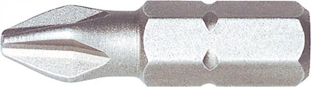 Бита для шлица Phillips (Филипс) 3х25 (упаковка 10 шт.)