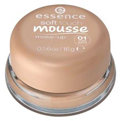 """Essence  Soft Touch Mousse Make-up - Мусс для макияжа - Интернет-магазин """"Altro"""" в Ужгороде"""