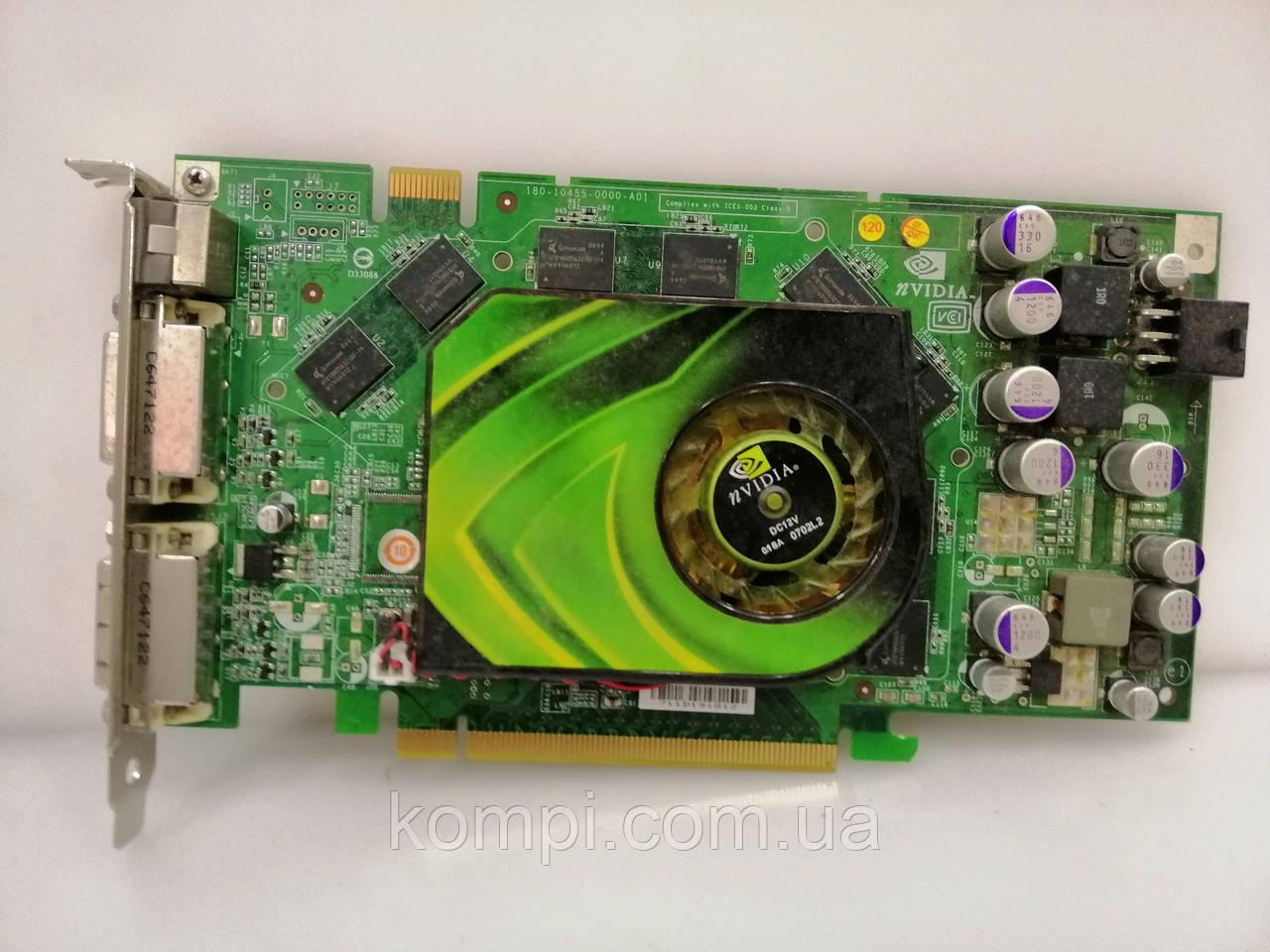 Видеокарта NVIDIA  Quadro FX3500 256MB  PCI-E