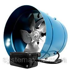 ВЕНТС ВКОМ 315 (VENTS VKOM 315) - осевой канальный вентилятор , фото 3