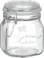 Банка для продуктов Gourmet Ermetico 750 мл 17210120 Borgonovo