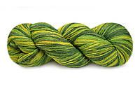 Kauni Artistic 8/2, Зелено-желтый/Green Yellow