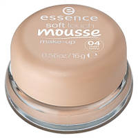Essence  Soft Touch Mousse Make-up - Мусс для макияжа