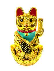 "Кот ""Манэки-Нэко"" 20 см"