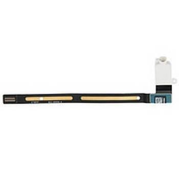 Шлейф для iPad (айпад) Air с коннектором наушников белый, фото 2