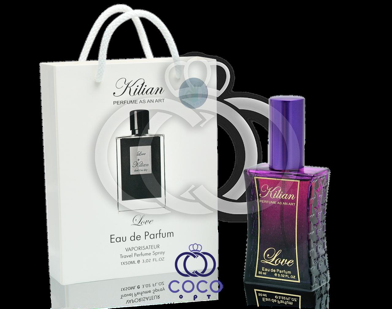 Парфюмированная вода унисекс  Kilian Love By Kilian в подарочной упаковке 50 мл